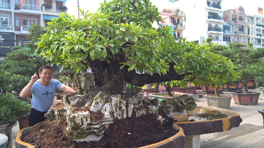 Hàng độc tại Hội chợ triển lãm sinh vật cảnh tỉnh Bắc Giang